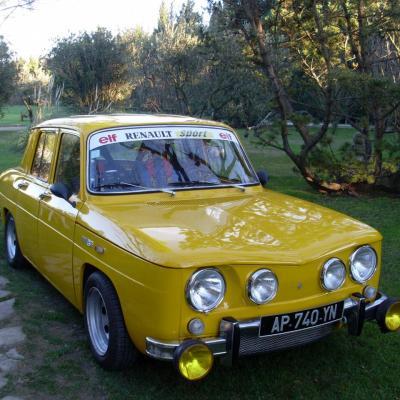 Renault 8 S  1970 Jean Marie S