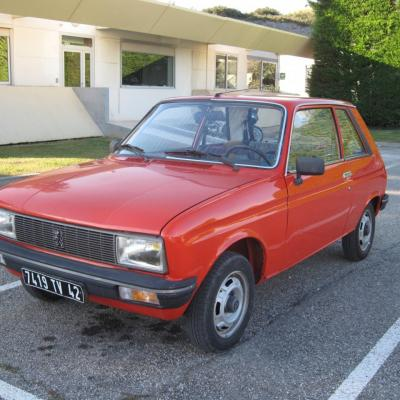 Peugeot 104  Z 1983 Bruno A