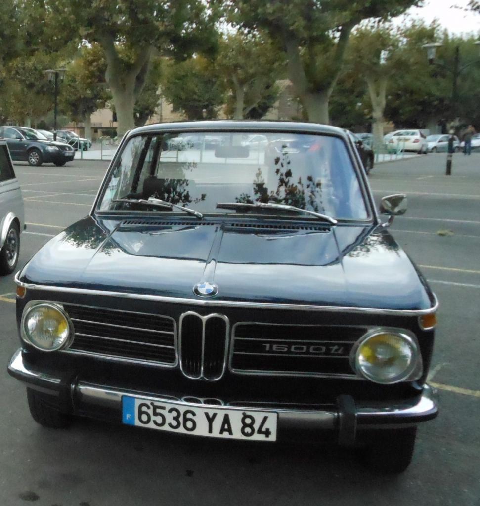 BMW 1602 1967 Gérard G