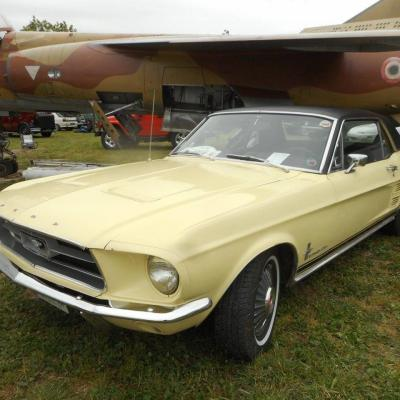 Ford Mustang 1967 Renaud L