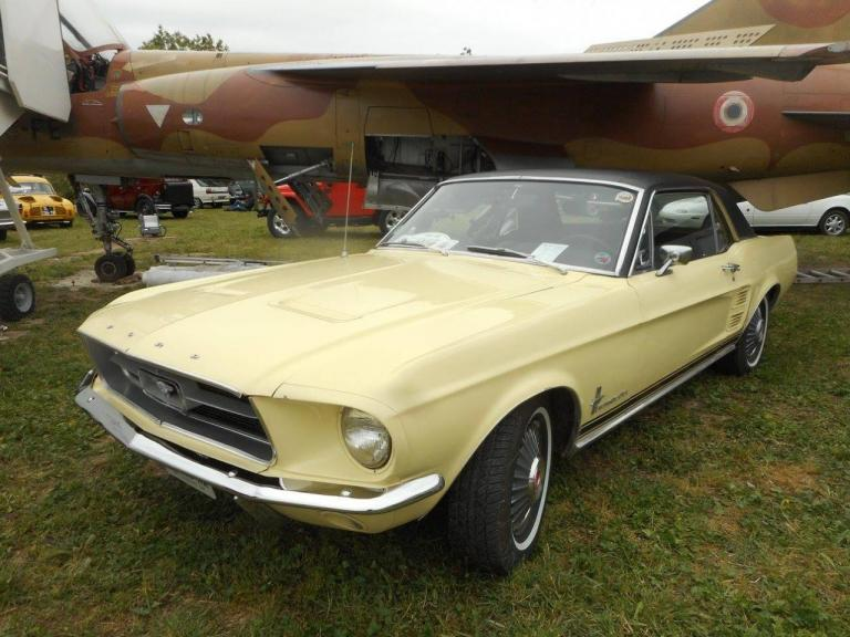 Ford Mustang 1967 Renaud L