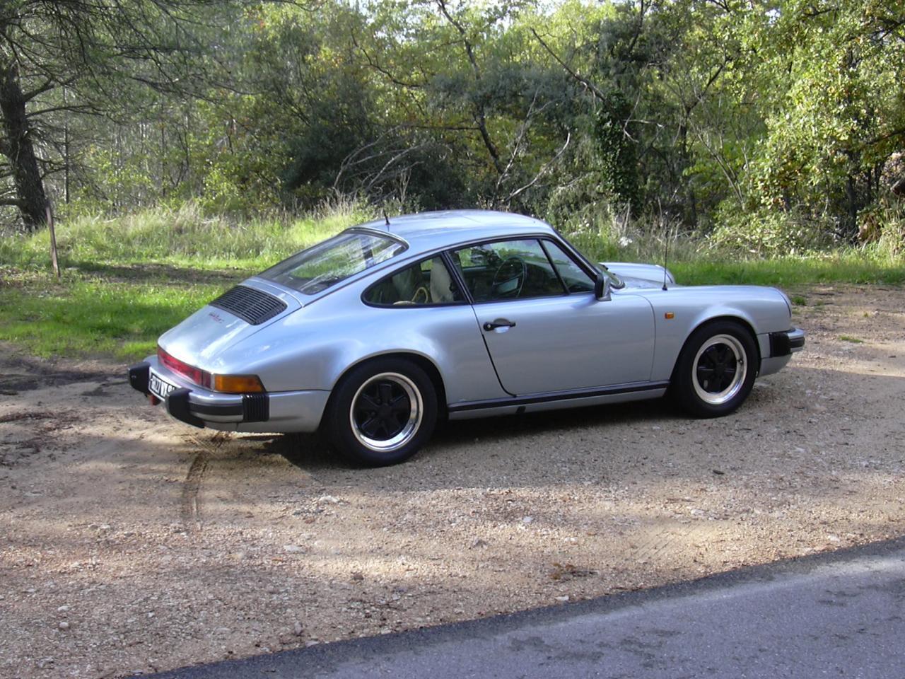 Porsche 911 SC de Yves T.