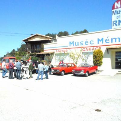 RN7: visite du musée nationale 7