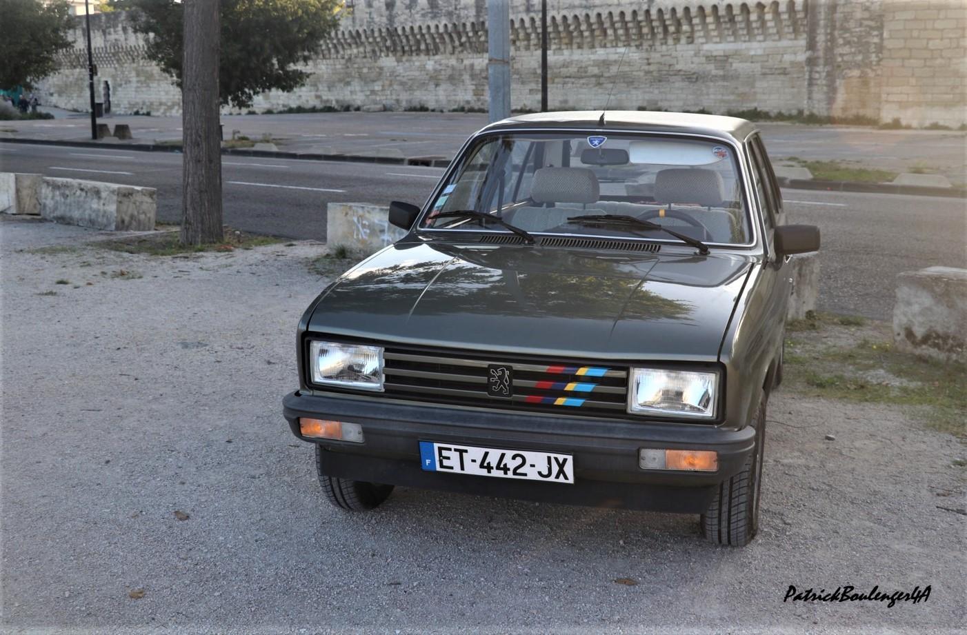 Peugeot 104 Berline Bruno A