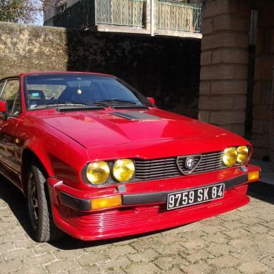 Alfa Romeo GTV6 1985 Alain J