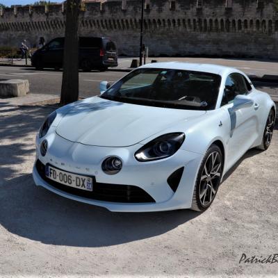 Alpine A 110 2019 Jean Jacques V
