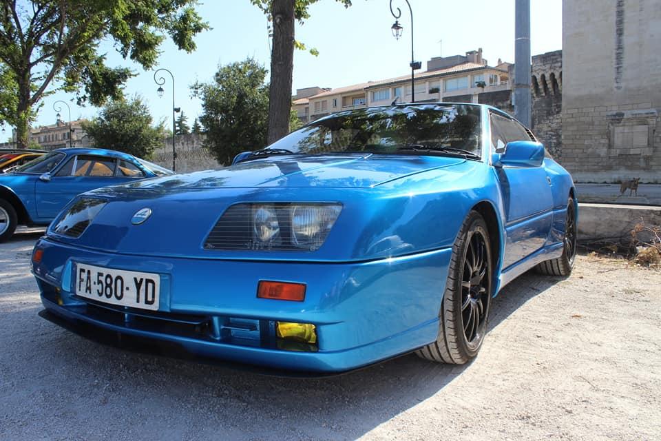 Alpine V6 le mans Gérard M