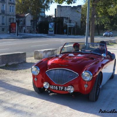 Austin Healey-BW- 100-4 1953 Bernard V