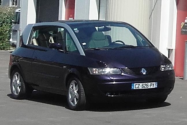 Renault Avantime 2002 Jean R