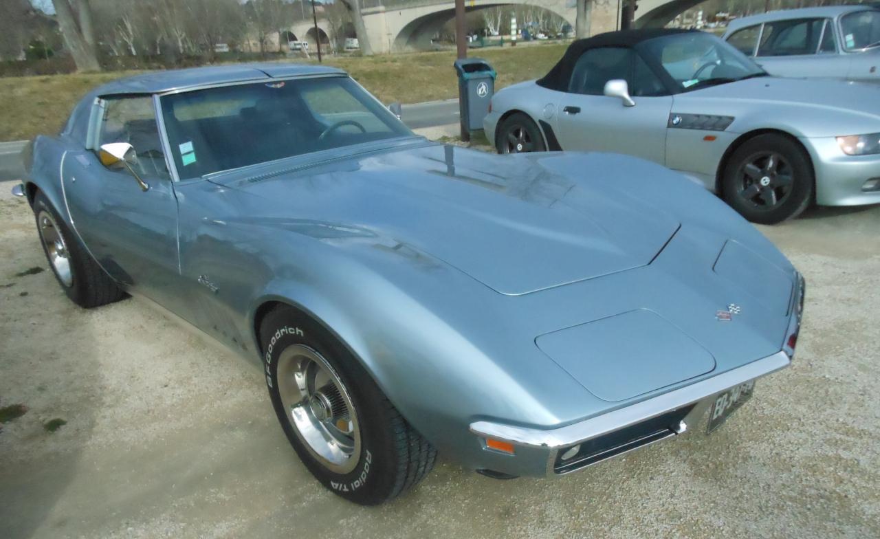 Chevrolet Corvette C3 1969 (Bernard P)