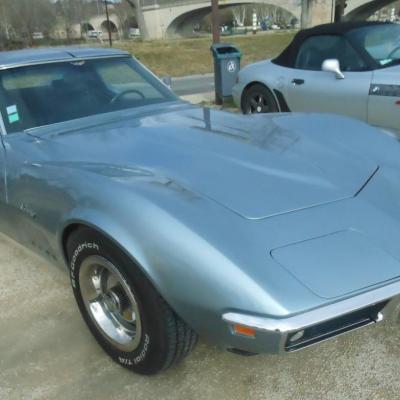 Chevrolet Corvette C3 1969 Bernard P