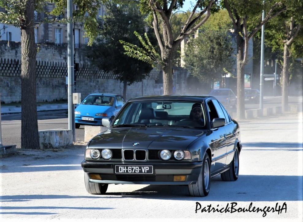 BMW E 34 525 I 1989 Arnaud M