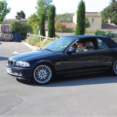 BMW E 46 340 CI 2001-Arnaud M