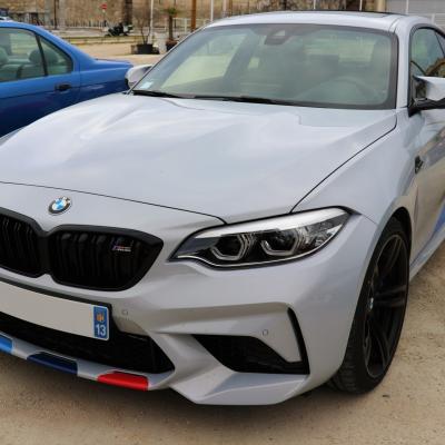 BMW M2 Competition 2018 Arnaud- M