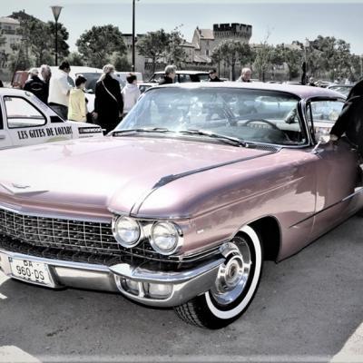 Cadillac deville 1960 Jean Pierre D