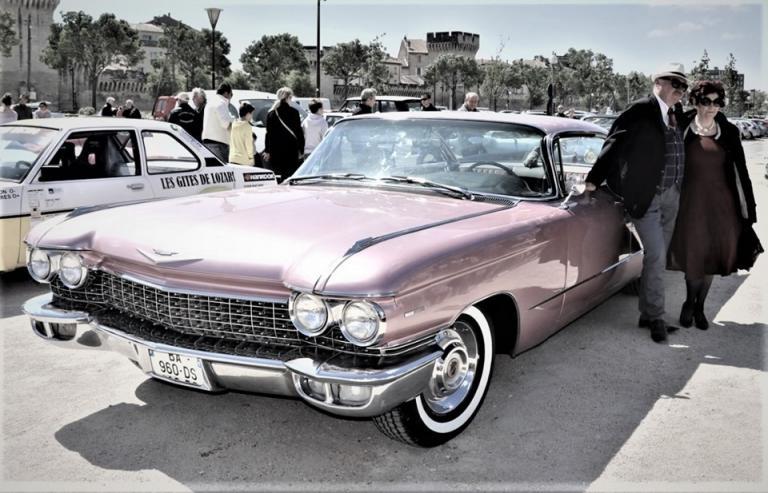 Cadillac deville 1960 Corinne D