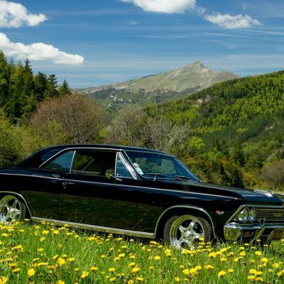 Chevrolet Chevelle 1966 Jean Pierre D
