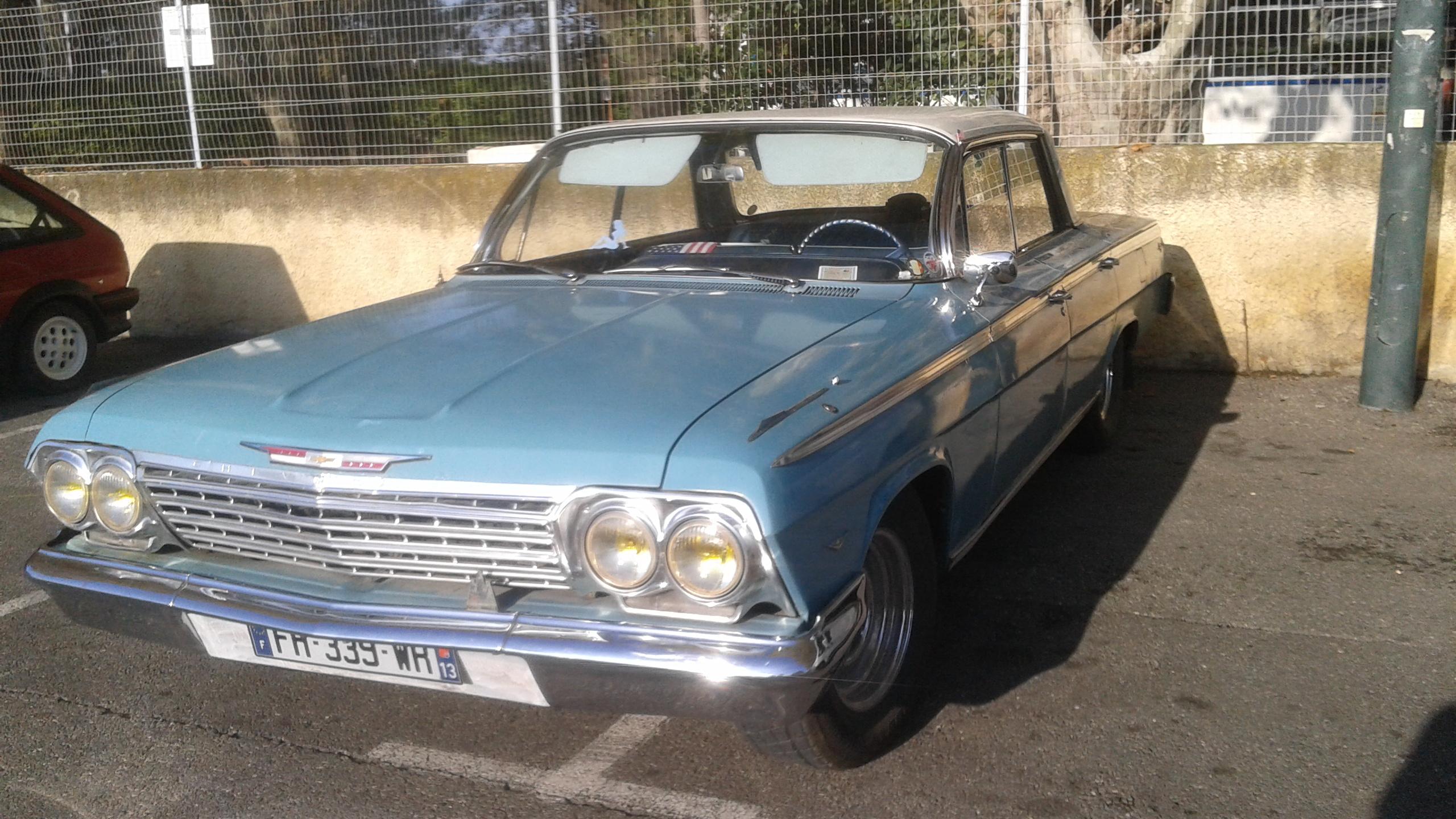 Chevrolet Impala 1962 André R