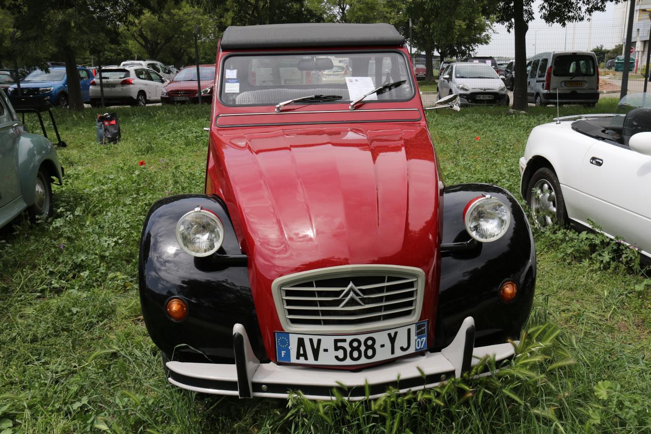 Citroën 2cv Charleston Jean Claude M