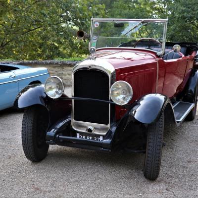 Citroën AC4 Torpedo 1929 Michel A
