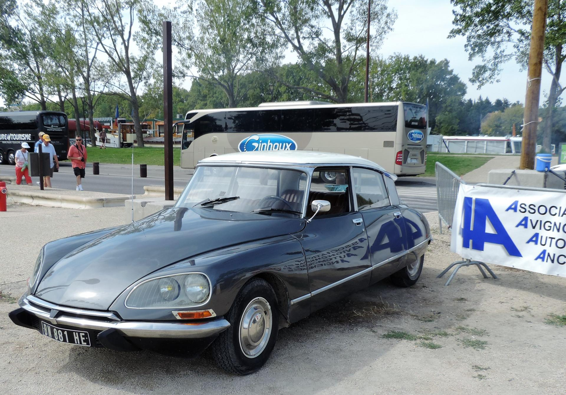 Citroën DS Jean Pierre S