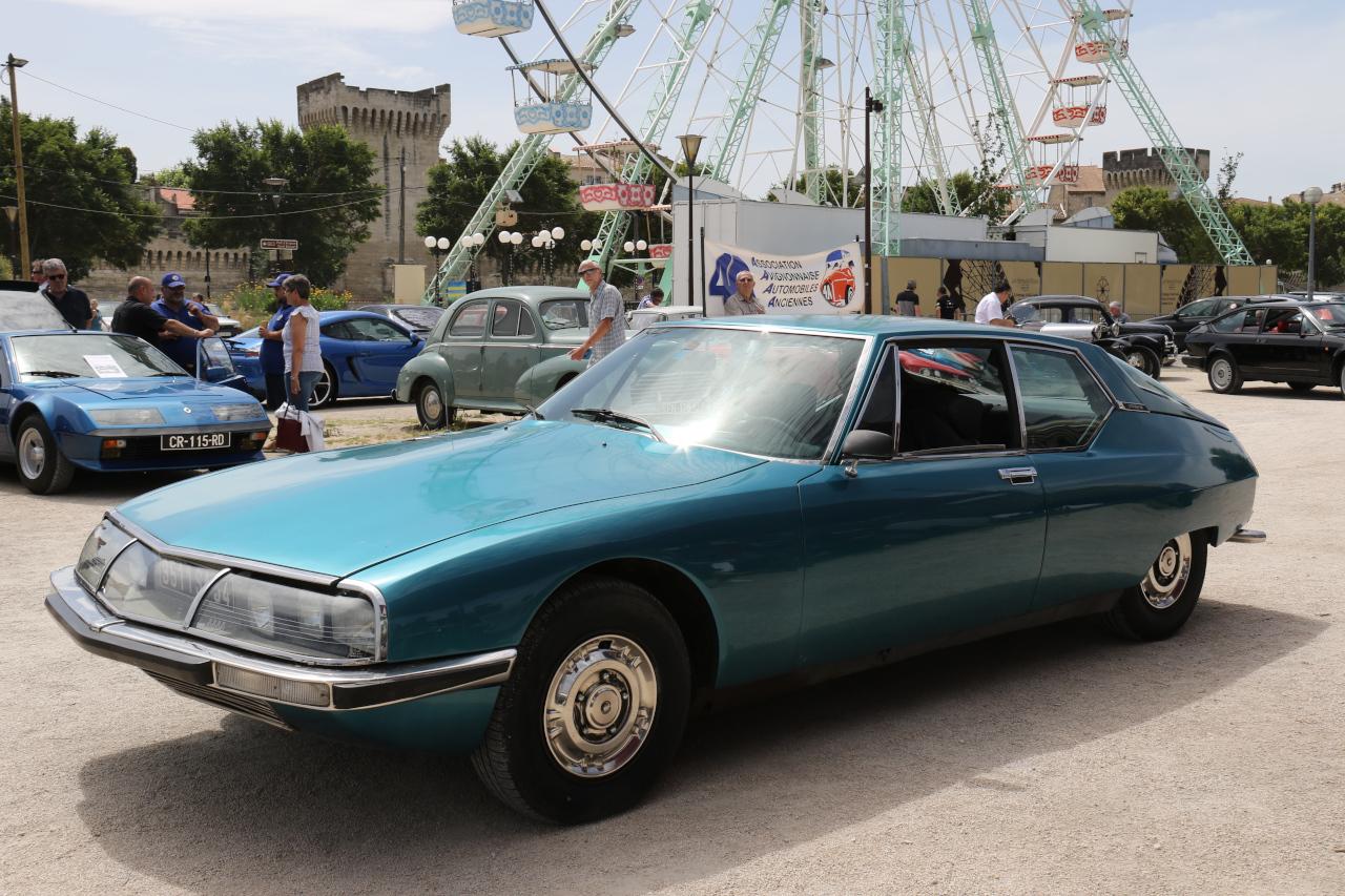 Citroën SM Xavier E