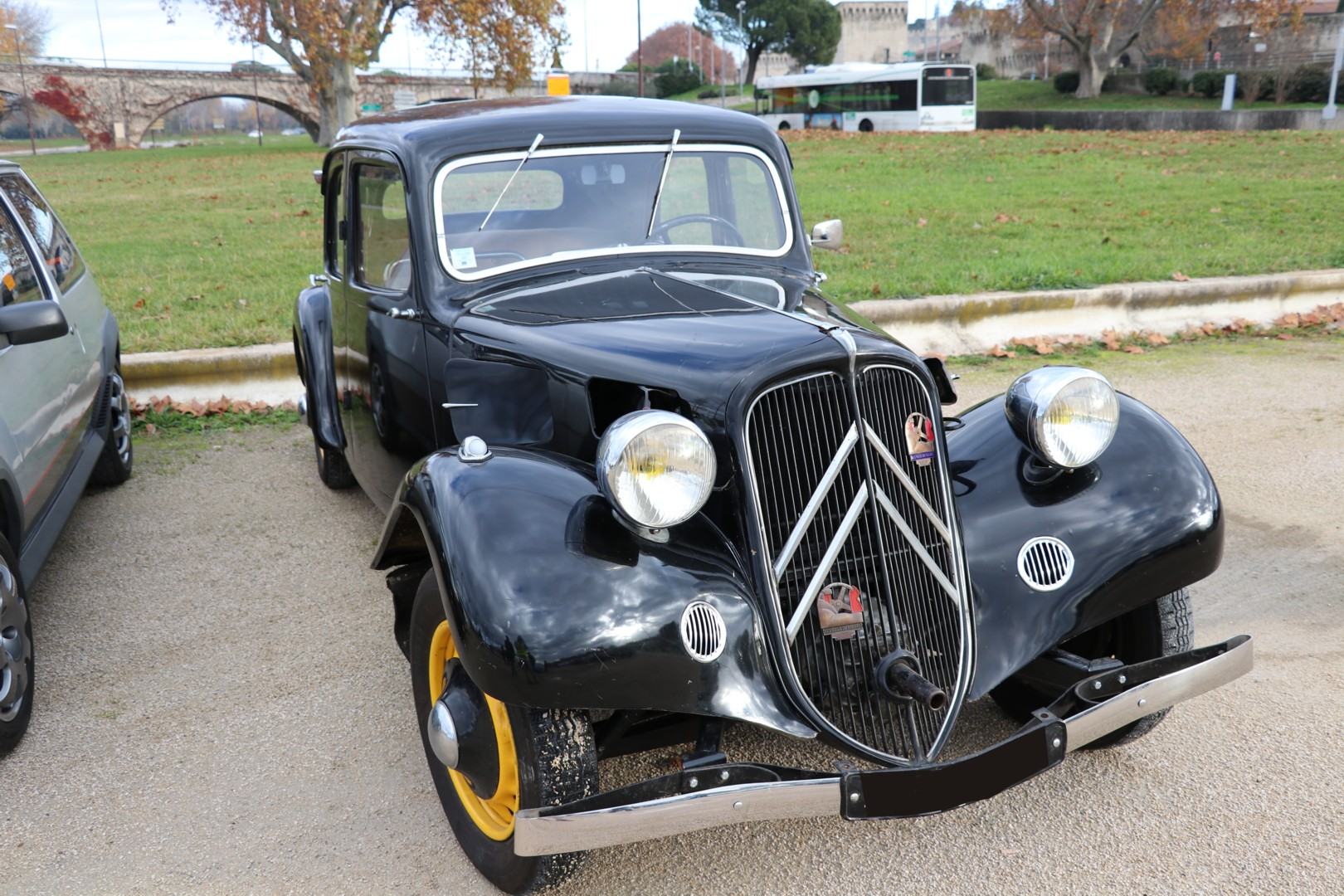 Citroën traction 7C 1936 Philippe A