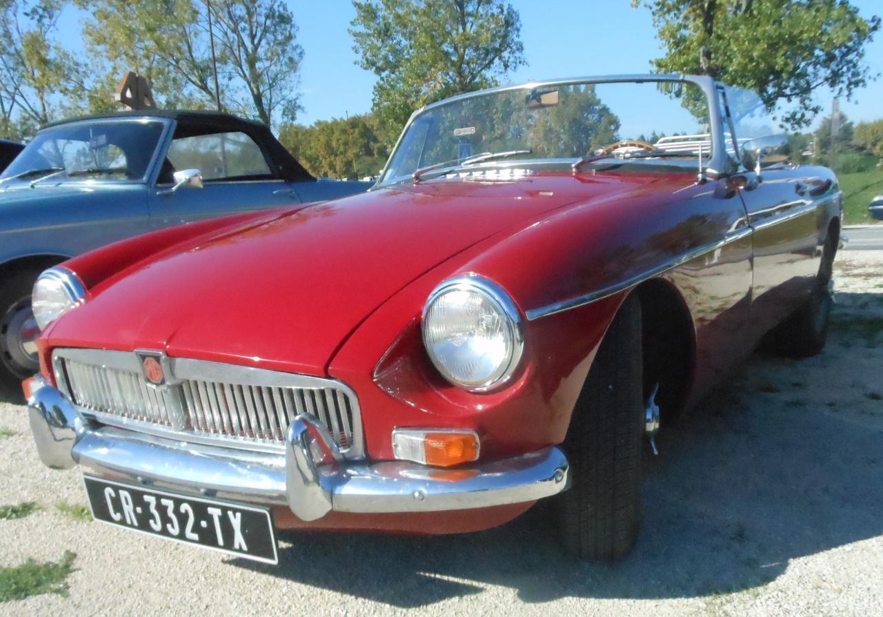 MG B 1965 Claude S