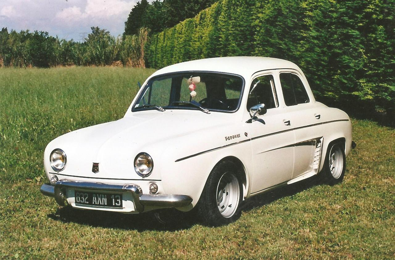 Renault Dauphine Gordini 1965 Jean Marie S