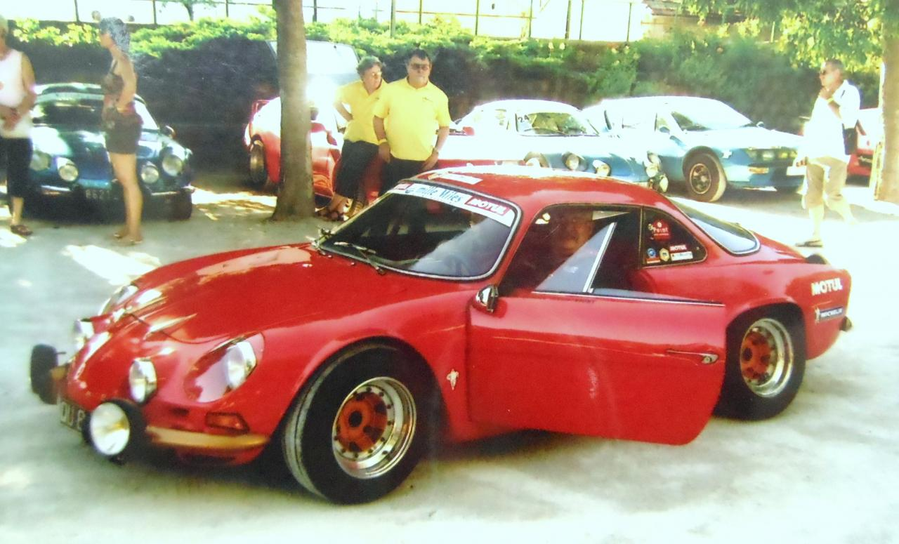 Alpine A110 1600 S 1971 Paul R