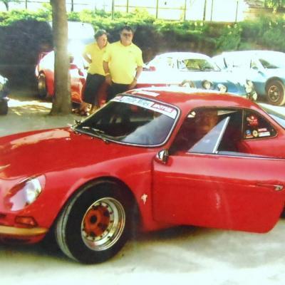 Alpine A110 1600 S 1971 Paul R
