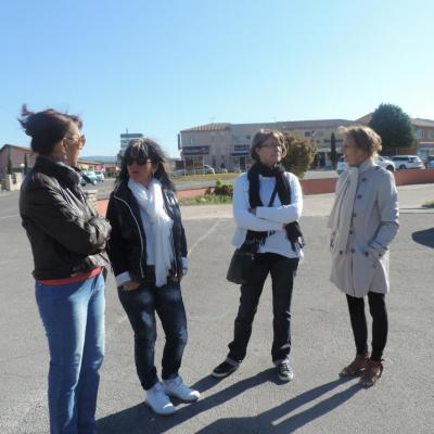 Le Luberon: briefing co-pilotes