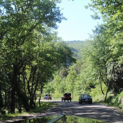 Luberon: la route