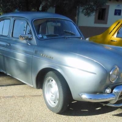 Renault Ondine 1962 Jean Claude M