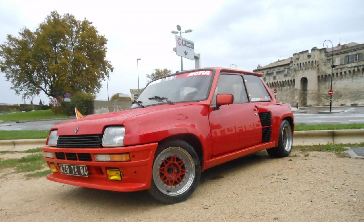 Renault 5 Turbo 2  Paul R