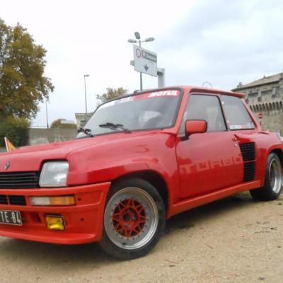 Renault 5 Turbo 2  Paul R