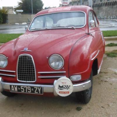 Saab 96 sport 1962 Noël R
