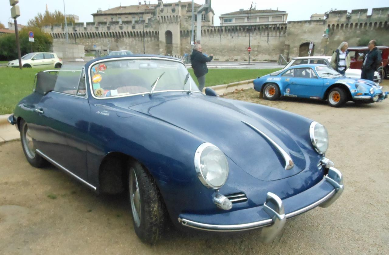 Porsche 356 Cabriolet 1964 Georges Co