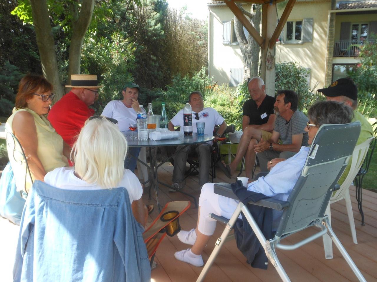 12 juin: chez Jacques