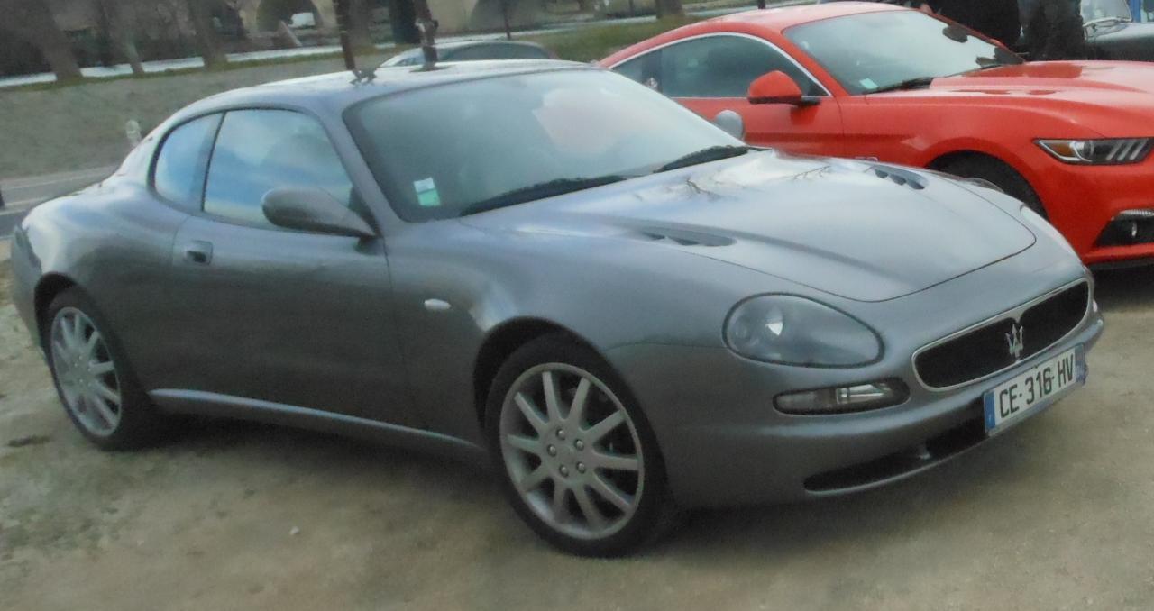 Maserati 3500 GT 2001 Didier I