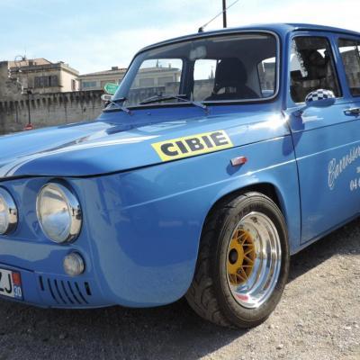 Renault R8  Moteur alpine 1963 Stéphane D