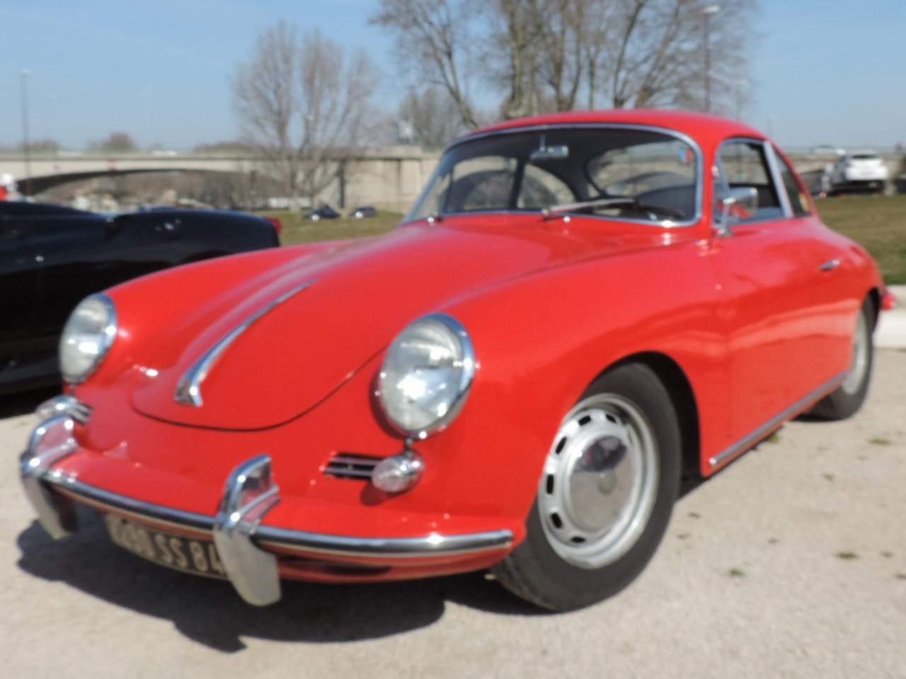 Porsche 356 coupé 1965 Georges Co
