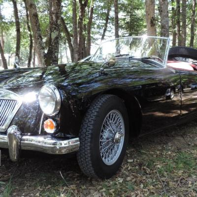 MG A 1960 Georges C