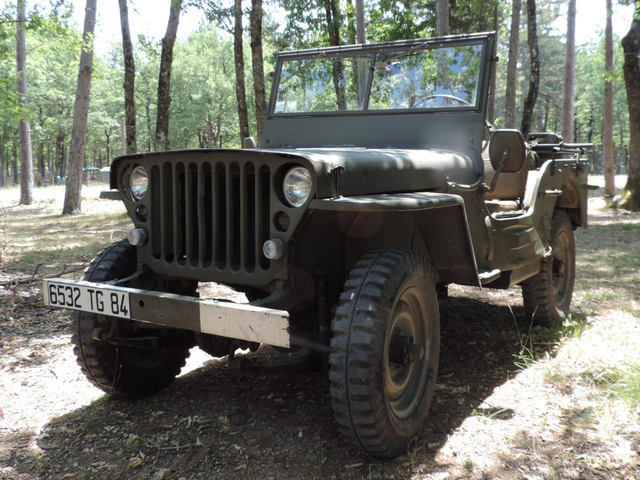 Jeep Willys  1963 Jean Marie H