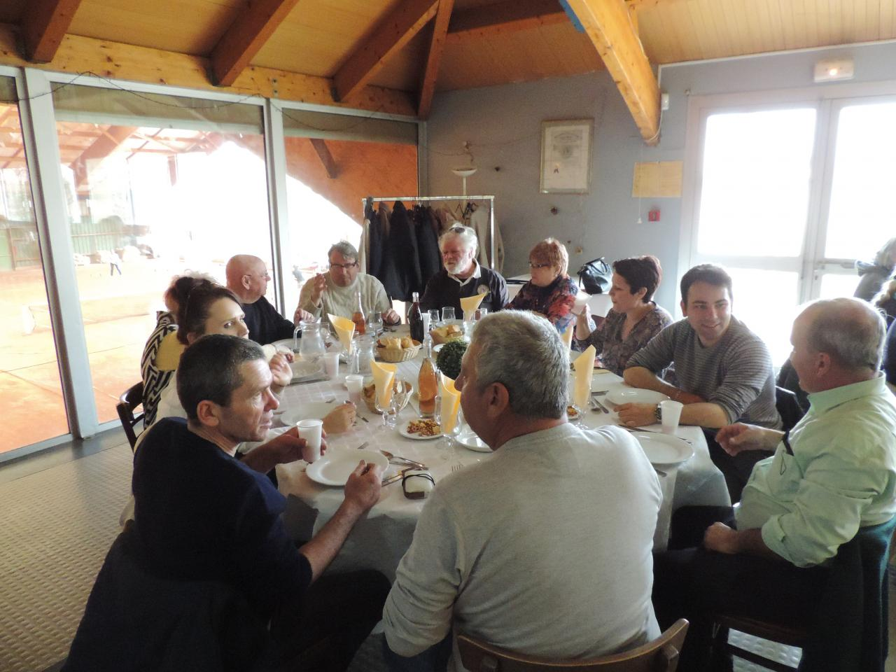 13 mars - restaurant