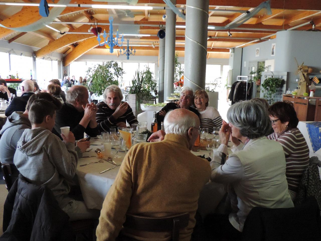 """13 mars - restaurant """"La gravière"""""""