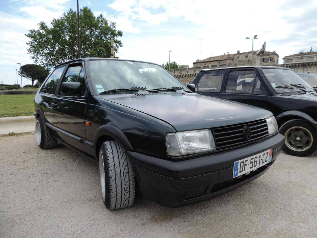 VW Polo Jean Claude O