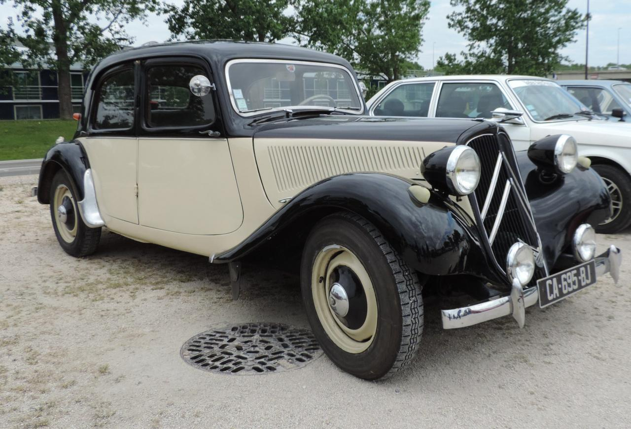 Citroën Traction 11 BL 1954 Jean Pierre S