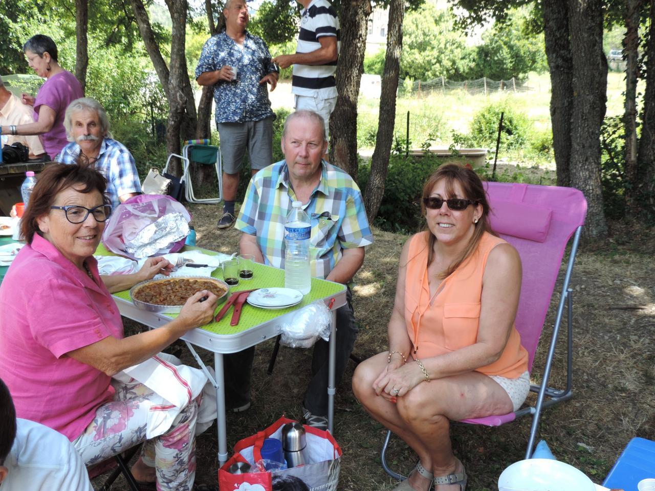 """24 juillet """"Les Baronnies"""""""
