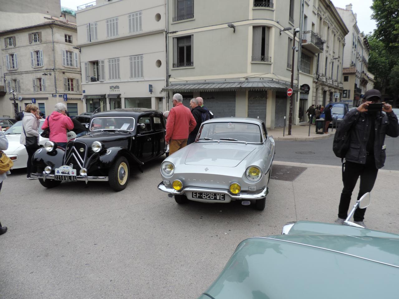 30 avril - Journée nationale véhicules d'époque